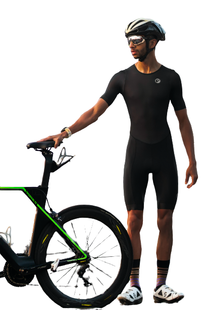 Apace Unibody Speedsuit Bolt