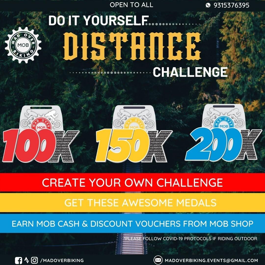 DIY DISTANCE CHALLENGE