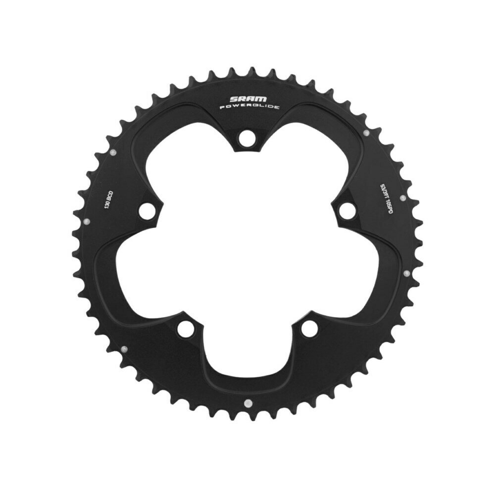 Road 53T 10speed 130 BCD Chainring