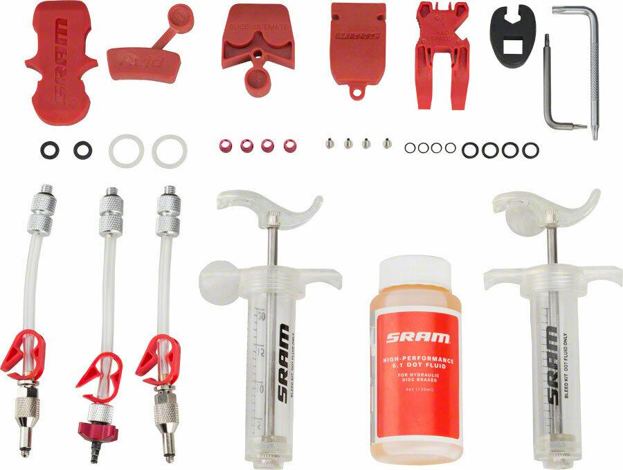 Hydraulic Disc Brake Pro Bleeding Kit for DOT
