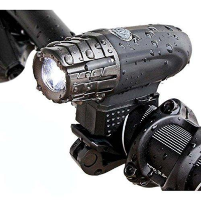 USB Rechargeable Front & Tail Bicycle Light