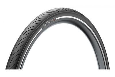 Pirelli Tyre Rigid CYCL-E GT Sport Full Black 50-622 (700X50C)