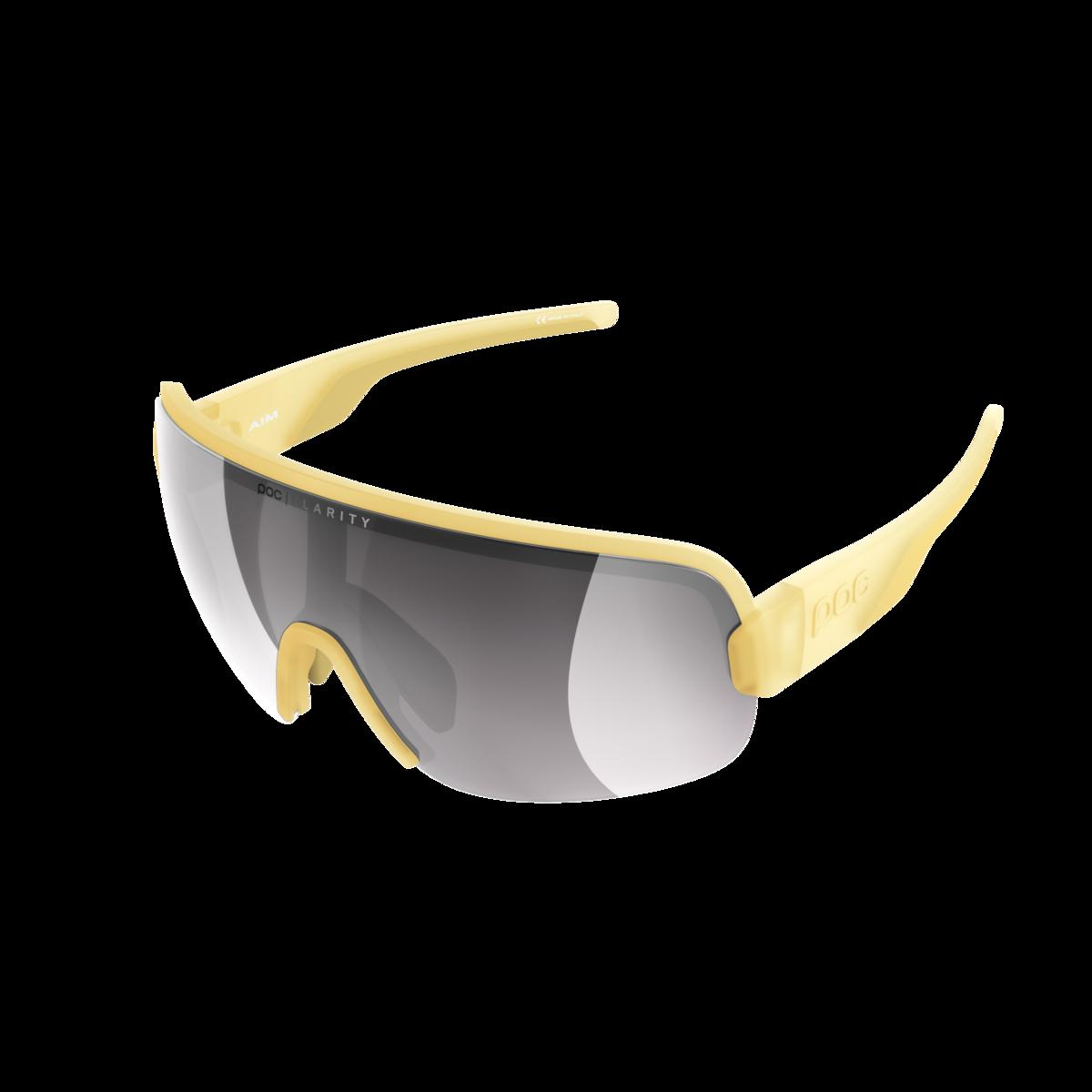 Aim Sunglasses Sulphur Yellow