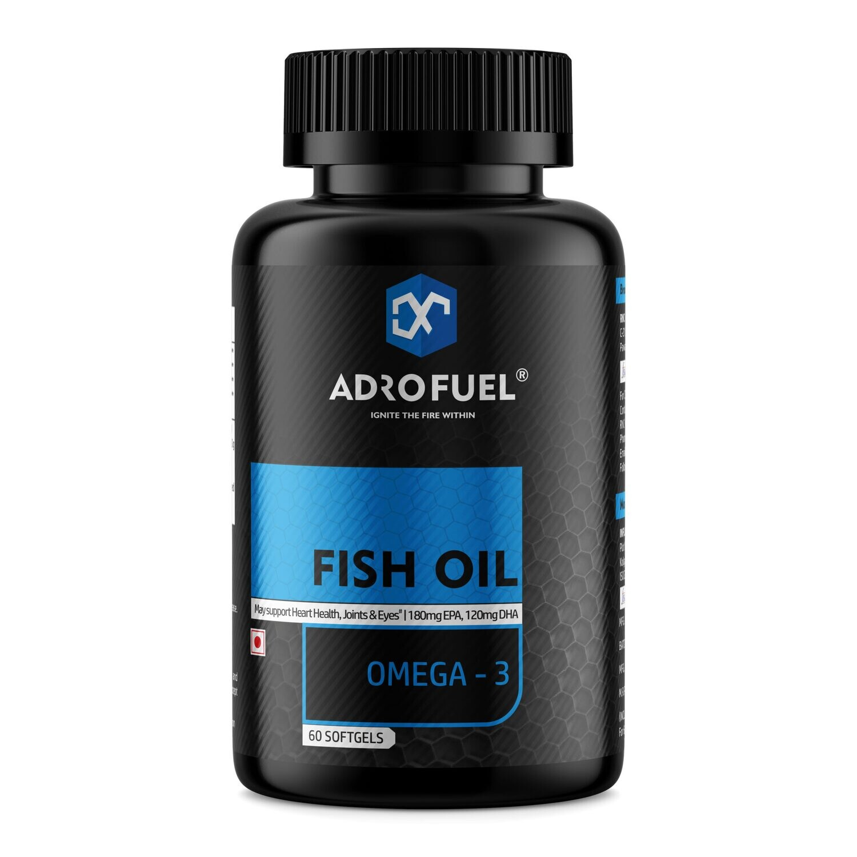 Fish Oil (Omega 3) Micro Nutrients