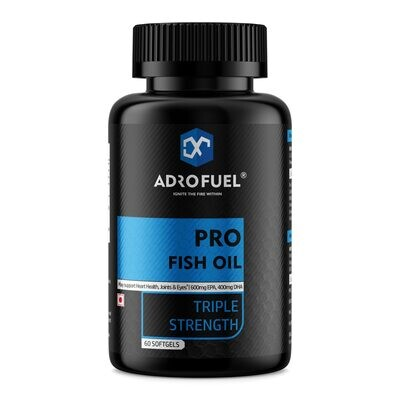 Pro Fish Oil (Omega 3) Micro Nutrients