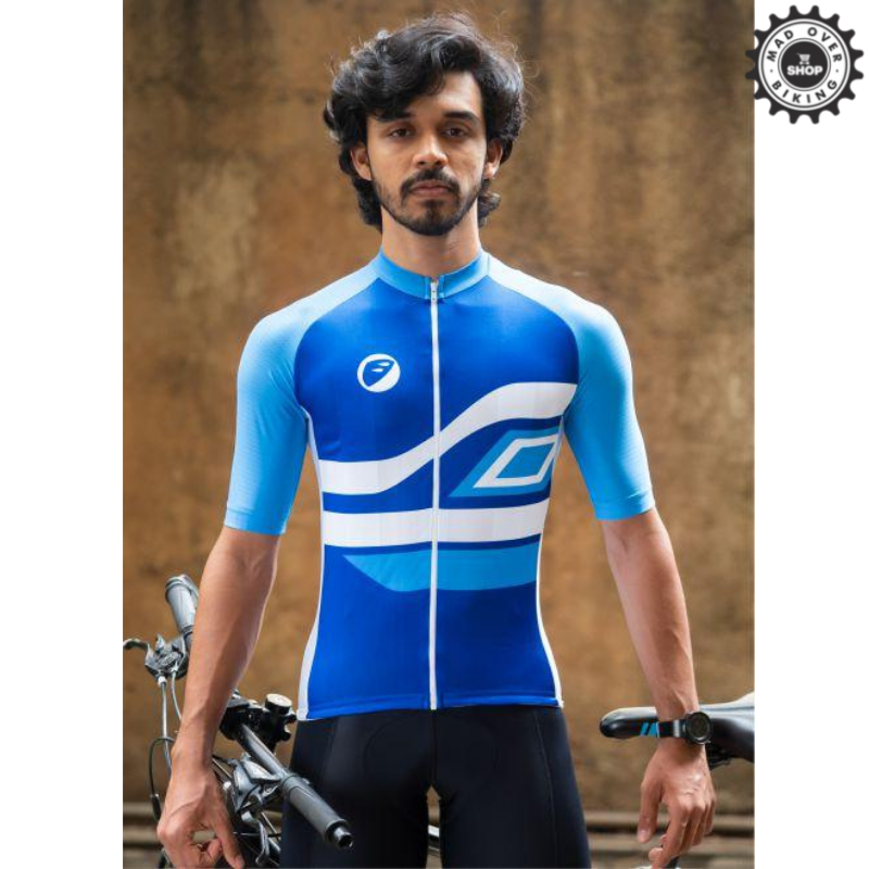 APACE Mens Cycling Jersey | Snug-fit | Chase | Neela