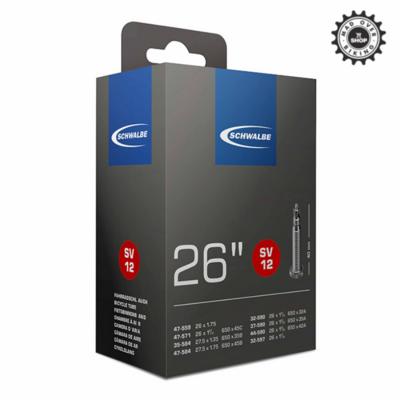 SCHWALBE Presta Valve tube (27.5 x 1.30-1.75)