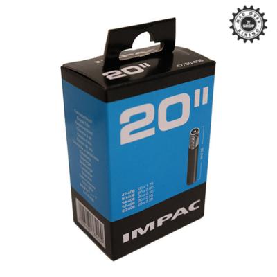 "IMPAC AV20 (20"" x 1.75-24.5) Schrader Valve Tube"