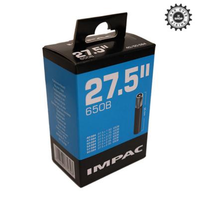 "IMPAC AV27.5 (27.5"" x 1.5-2.35) Schrader Valve Tube"
