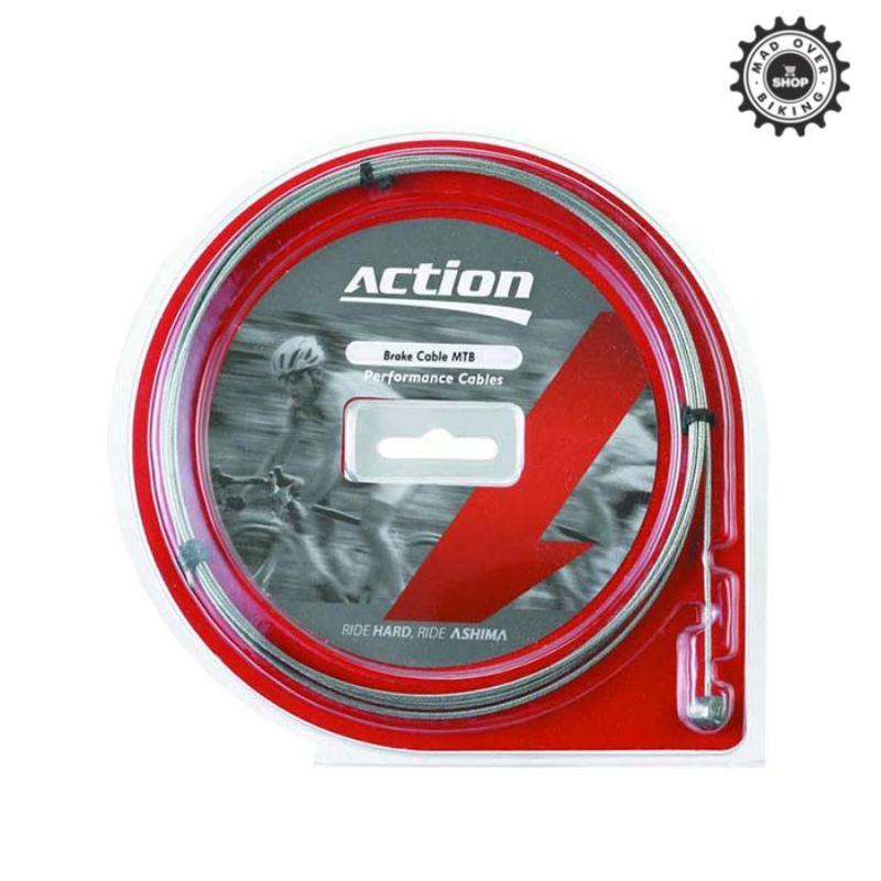 ASHIMA ACTION+ Universal MTB Brake Inner (Stainless Steel)
