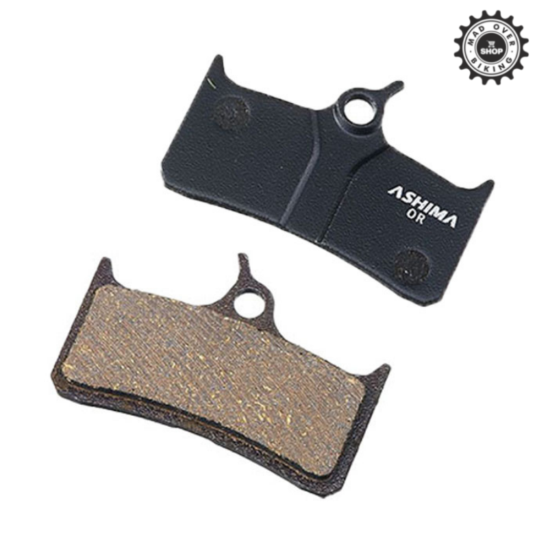 ASHIMA Disc Brake Pad AD0101-OR-S for Deore/XT/SRAM /Hope Mono M4