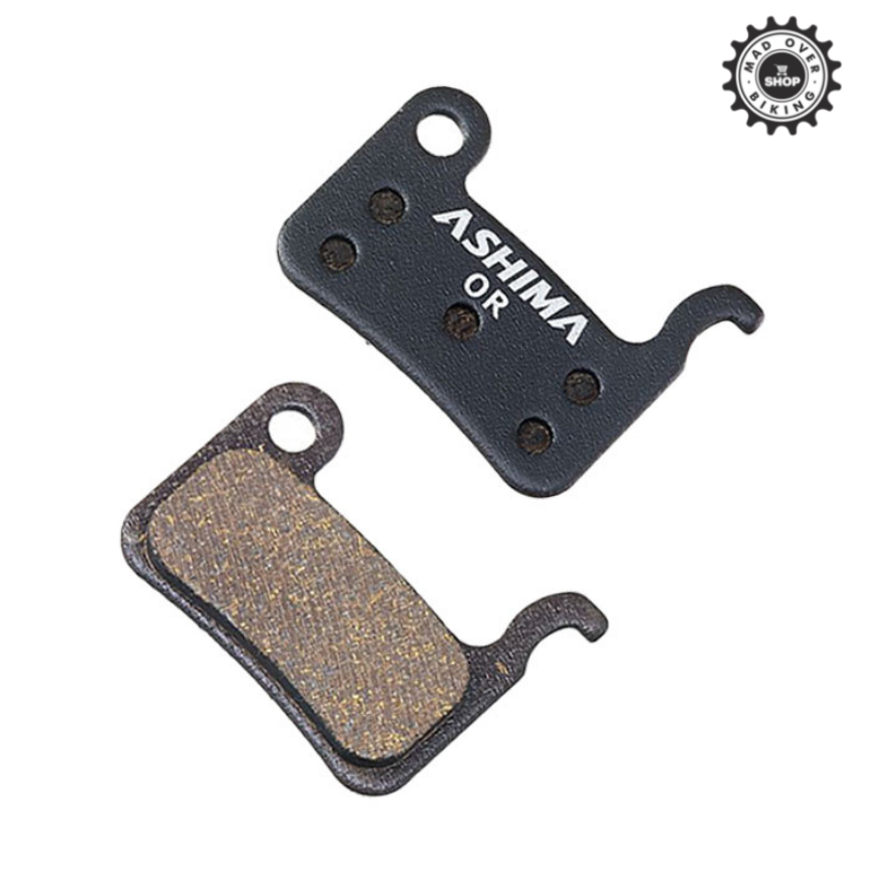 ASHIMA Disc Brake Pad AD0104-OR-S for Shimano/ Deore XT/XTR/ Deore