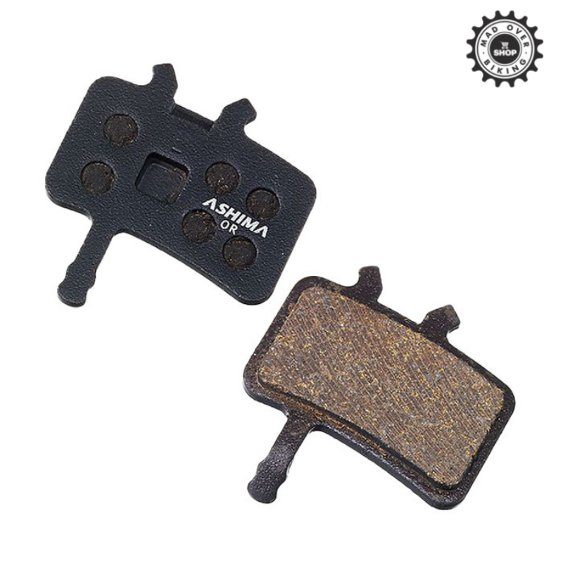ASHIMA Disc Brake Pad AD0701-OR-S for Avid Juicy Hyd/BB7 Mech