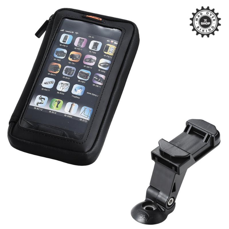 IBERA Phone Wallet (Stem Clamp)
