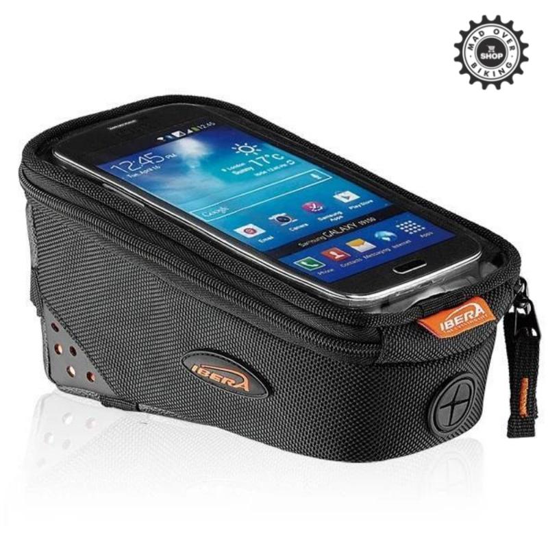 IBERA Phone Sleeve (Top Tube Bag)