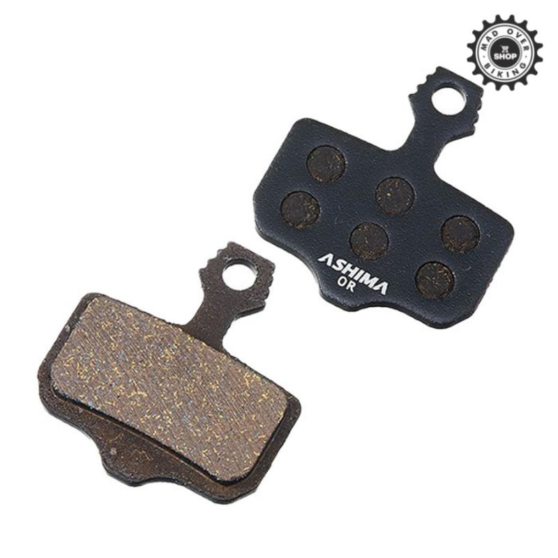 ASHIMA Disc Brake Pad AD0704-OR-S for Avid Elixir/ SRAM XX