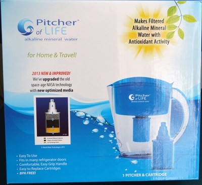 Pitcher of Life
