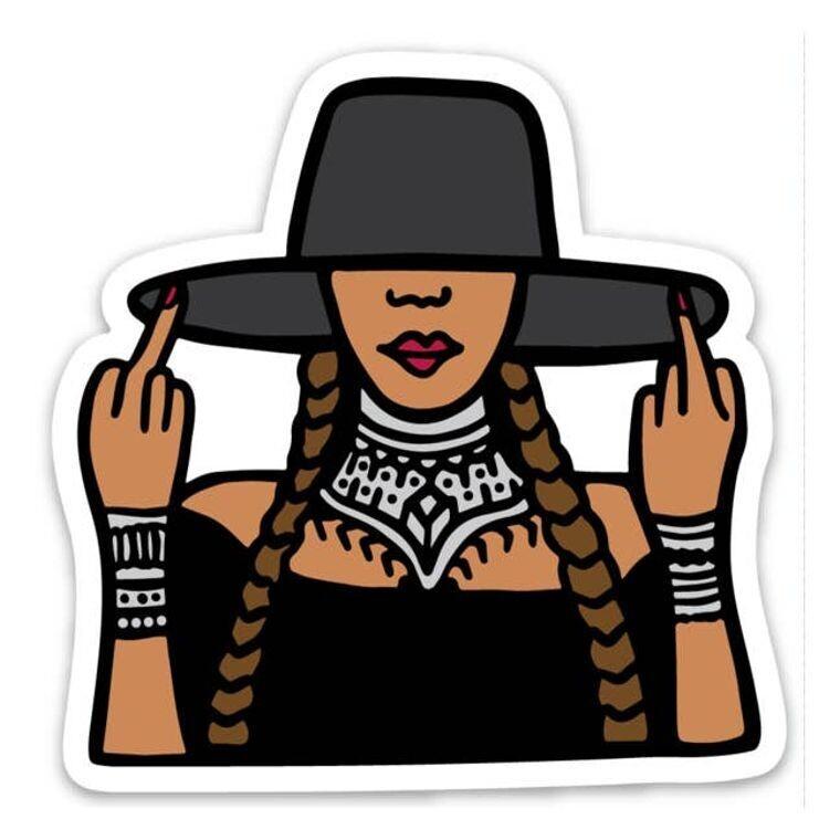 Bey Sticker