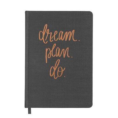 Dream Plan Do Journal