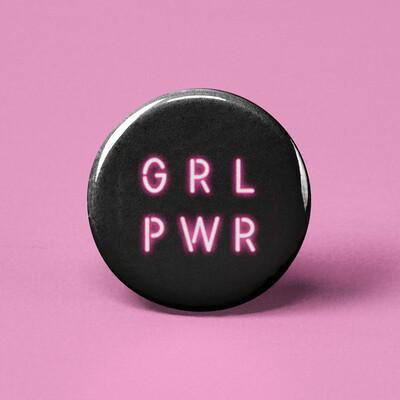 GRL PWR Button