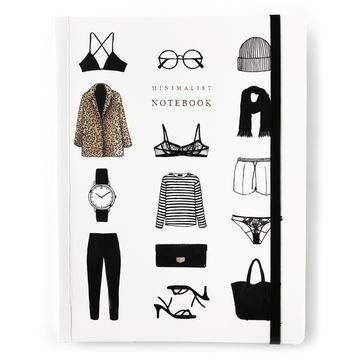 Minimal Clothing Journal