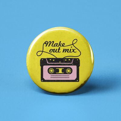 Make out Mix Button