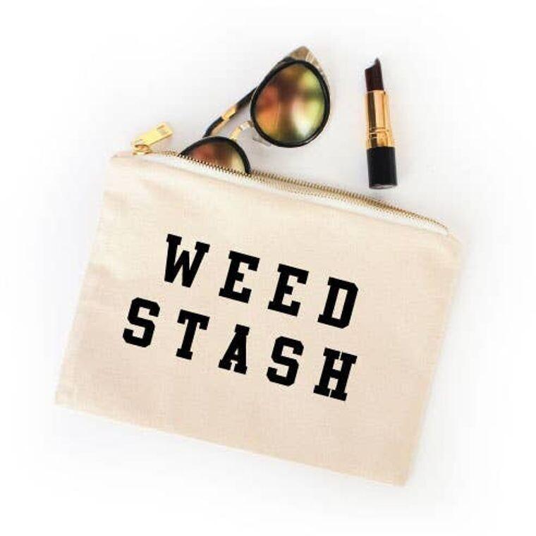 Weed Stash Bag
