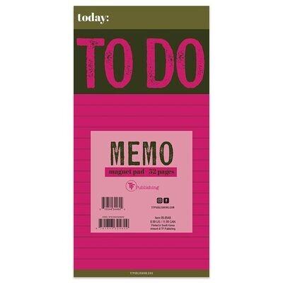 To Do Large MemoPad