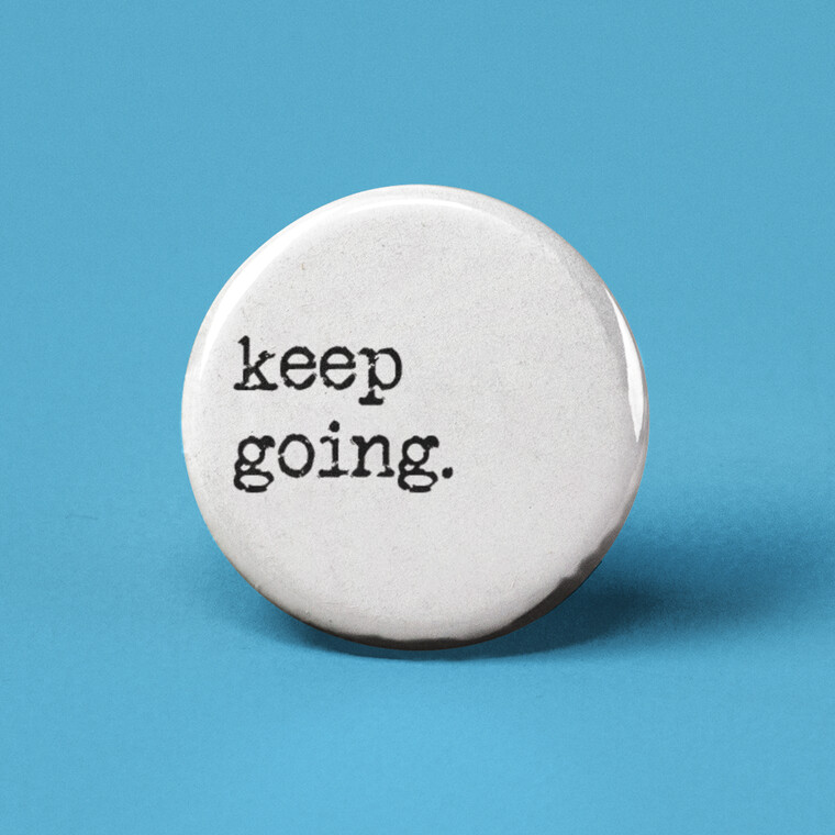 Keep Going Button