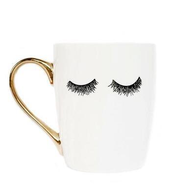 Lashes Mug