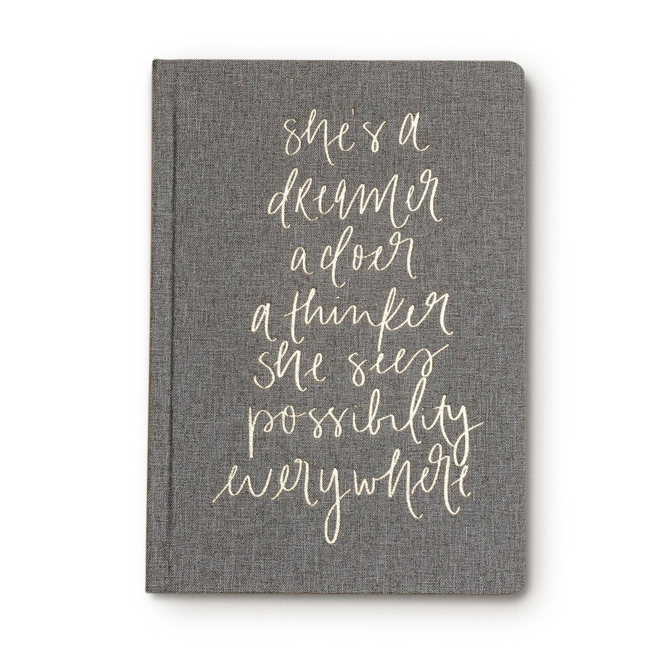 Shes a Dreamer Journal