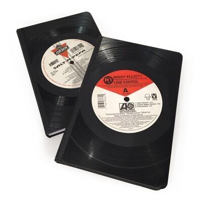 Vinyl Record Journal-HipHop