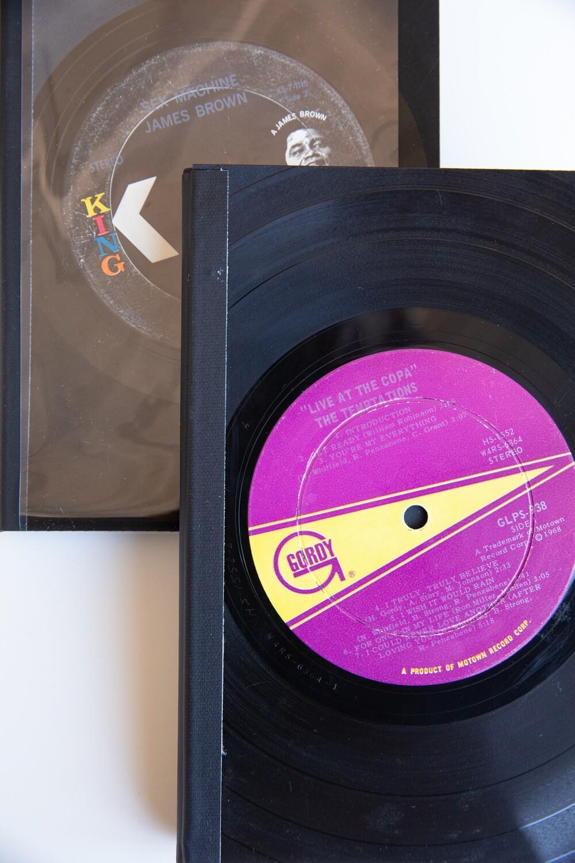 Vinyl Record Journal-Soul