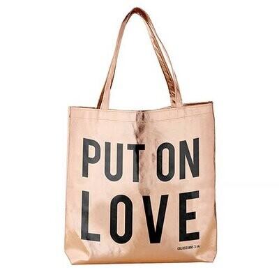 Put On Love Tote