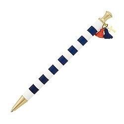 Stripe Tassel Pen
