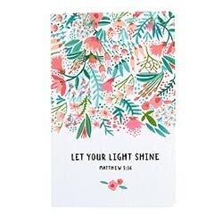 Notepad Set - Let your Light Shine