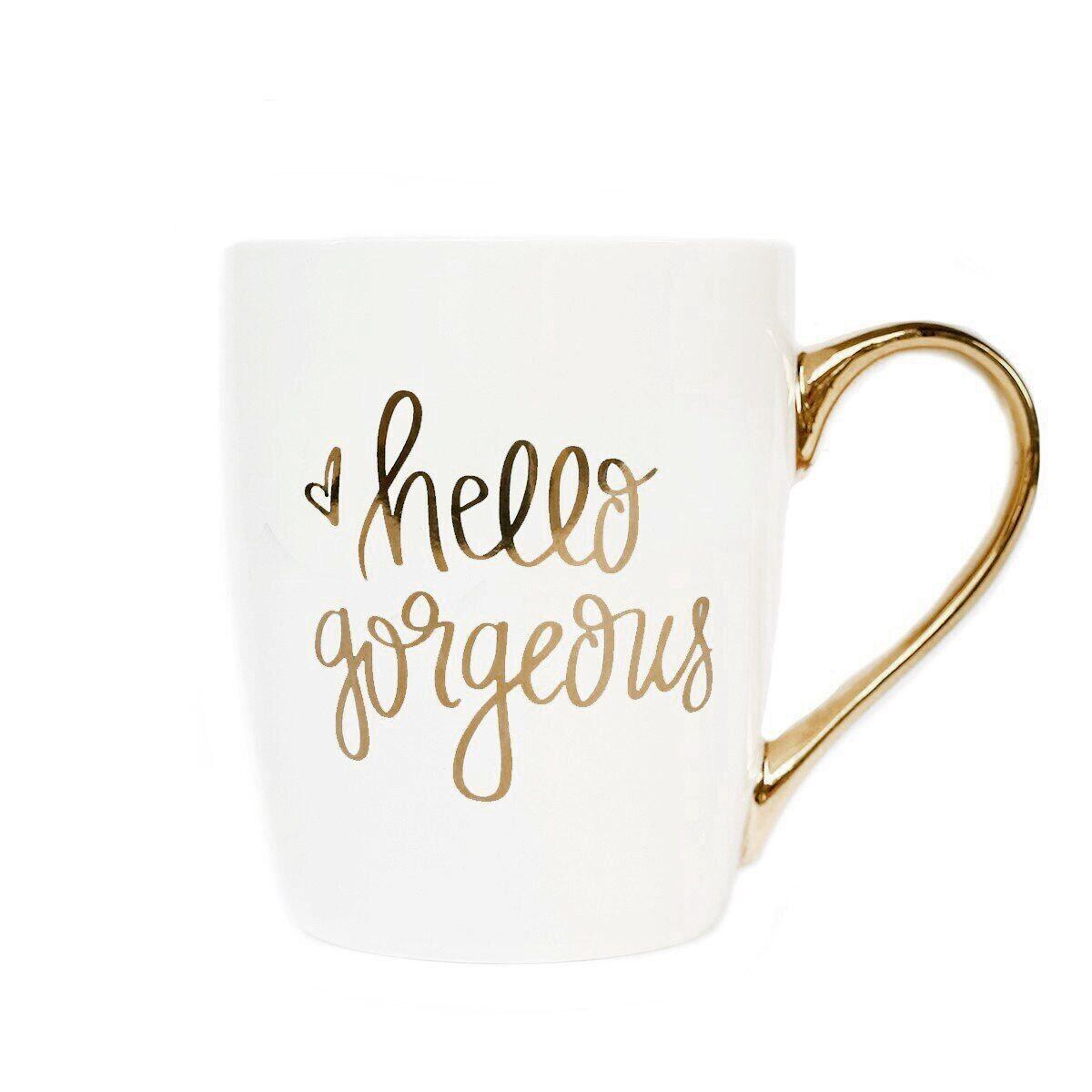 Hello Gorgeous Mug