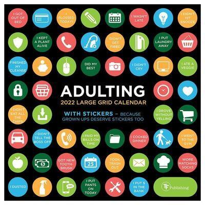 I am Adulting Wall Calendar