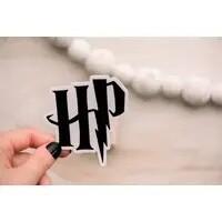 HP logo Vinyl Sticker