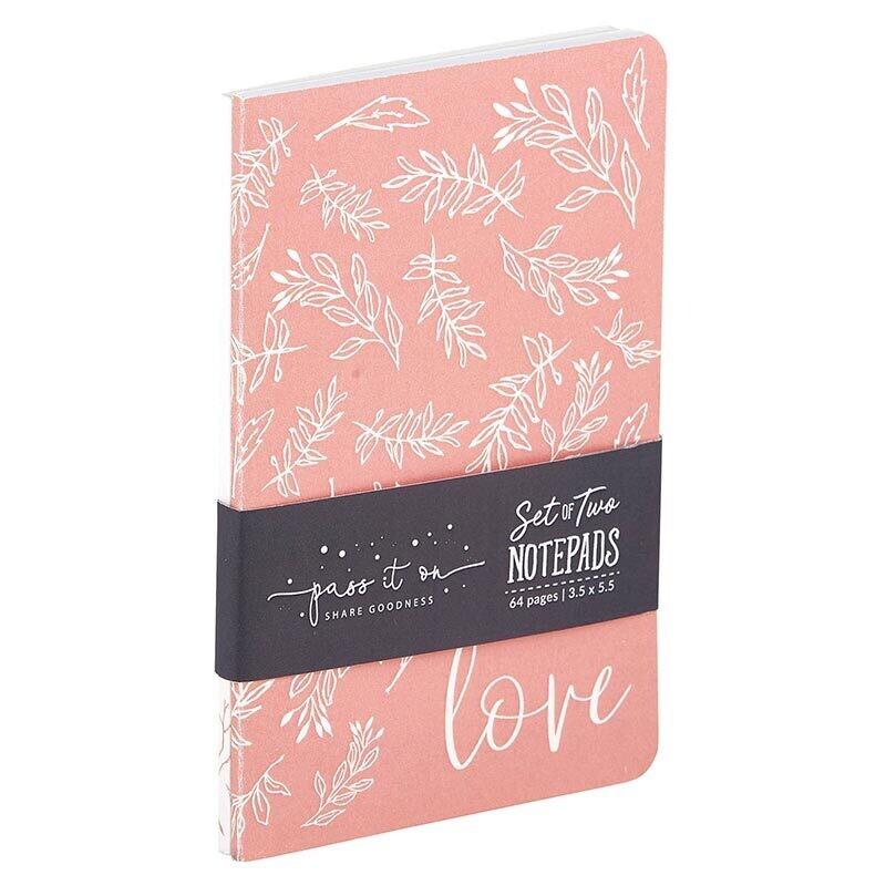 Notepad Set: Love