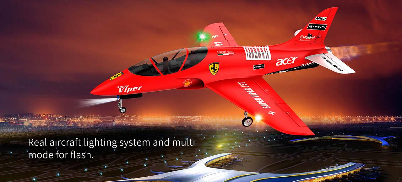Super Viper Ferrari V3