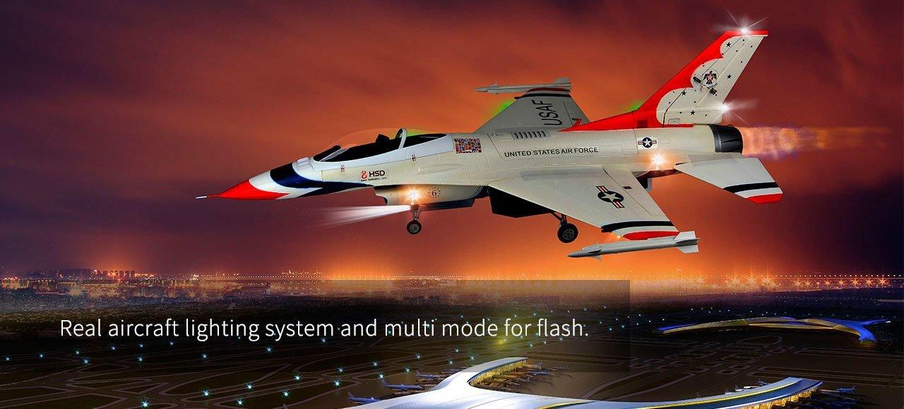 Thunder Bird  F-16 - V3