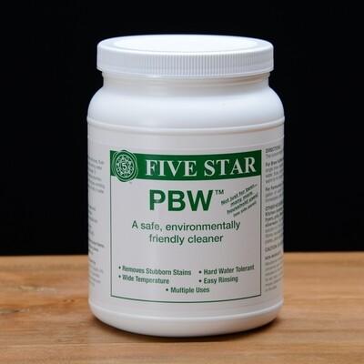 Five Star PBW 4lb Jar