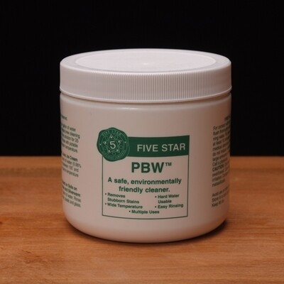 Five Star PBW 1lb Jar