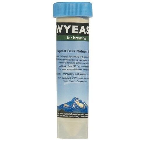 Wyeast Beer Nutrient 1.5 oz