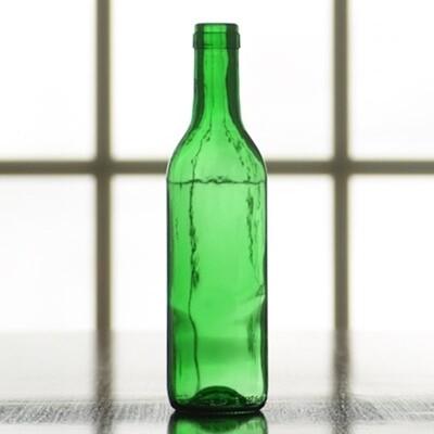 375 ml Green Wine Bottle Case/24
