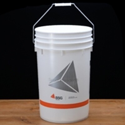 6.5 Gallon Bucket Only