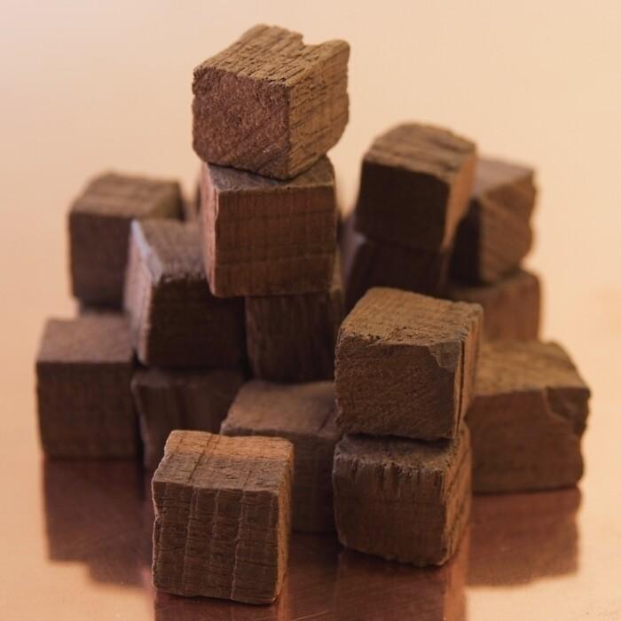 Oak Cubes - Hungarian 4oz