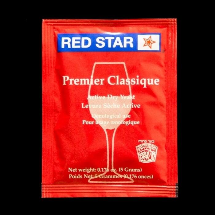 Premier Classique (Montrachet) Wine Yeast