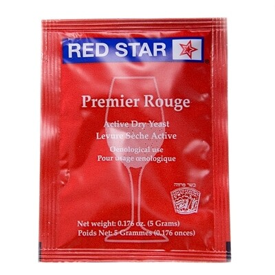 Red Star Premier Rouge, 5 gram